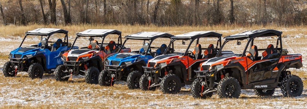 The 10 Best Types of Polaris ATV Four Wheelers - My Westshore